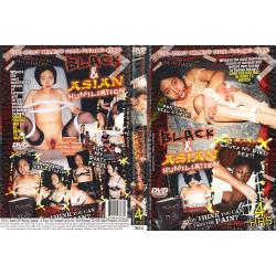 DVD Black and asian humilation