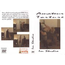 DVD Amateur tortutre im studio