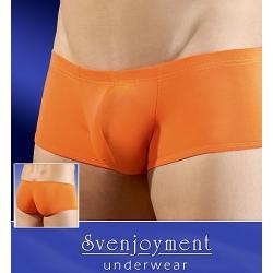Oranžové boxerky Erik (L)