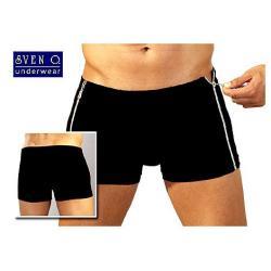 Pánské boxerky se zipy na bocích (S, M, L)