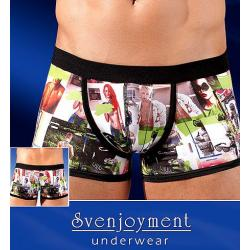 Pánské boxerky s barevným potiskem (S, M, L, XL)