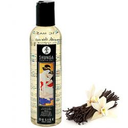 Erotický masážní olej Shunga Desire Vanilla 250ml