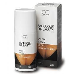 CC Fabulous Breasts krém pro zpevnění prsou 60 ml