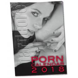 Kalendář Porno 2019