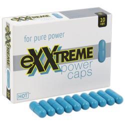 Kapsle Hot eXXtreme Power Caps 10 ks