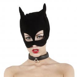 Látková maska na hlavu Cat Mask