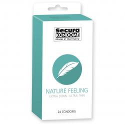 Kondomy Secura Nature Feeling 24 ks