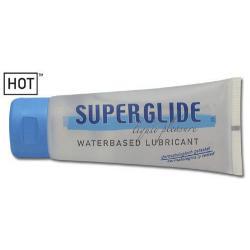 Lubrikační gel na vodní bázi HOT Superglide 100ml