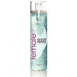 Lubrikační anální gel pro ženy FEMALE Cobeco Anal Relax 120 ml