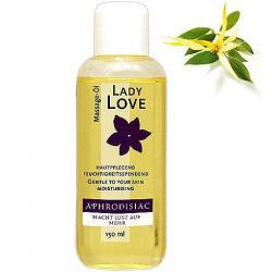 Masážní olej Lady Love APHRODISIAC 150 ml