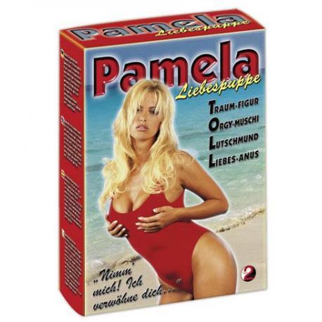 Nafukovací panna Pamela