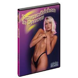 DVD - Traummädchen in Dessous - Vysněné dívky v sexy prádle DVD