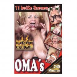 DVD - Hot core - OMA's  br / 4 HODINY, DVD