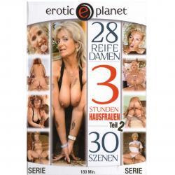 DVD - Erotic planet - 3 Stunden Hausfrauen  br / 3 HODINY, DVD