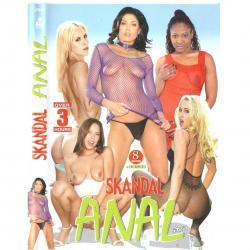 DVD - Skandal Anal 205 minut DVD