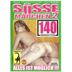 DVD - Susse madchen 2 140 min