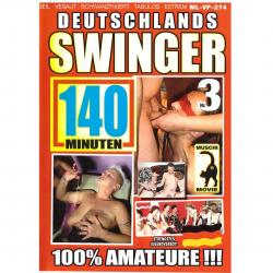 DVD - Swinger 3 100% Amateure 140 min