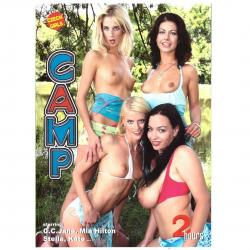 DVD - Camp 2 HOD DVD