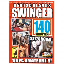 DVD - Swinger 100% Amateure 140 min