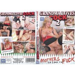 DVD - Grandma Loves Cock 2 - Babičky si chtějí užít  br 97 MIN, DVD