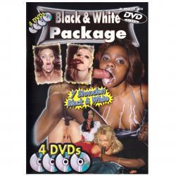 DVD - Black and white - Černošky a bělošky br 7 HODIN, DVD