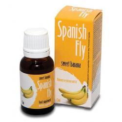 Španělské mušky banán - SpanishFly Sweet Banana