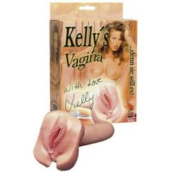 Realistická vagína Kelly - Kelly´s Vagina