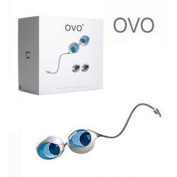 Venušiny kuličky OVO L1 LOVEBALLS LIGHT BLUE