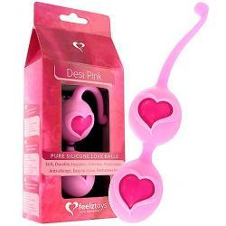 Feelz Toys Desi Love Balls Pink