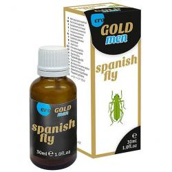 Španělské mušky Spain Fly men GOLD strong 30 ml