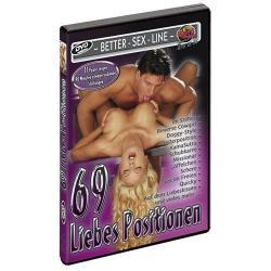 DVD 69 Liebes Positionene - 69 milostných pozicí